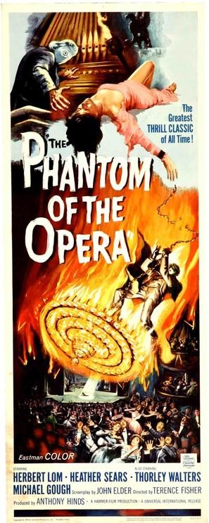 The Phantom of the Opera - Movie Poster (thumbnail)