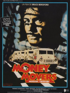 Money Movers - French Movie Poster (thumbnail)