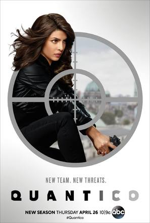 """Quantico"" - Movie Poster (thumbnail)"