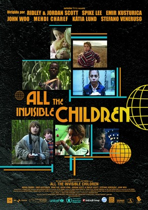 All the Invisible Children - Movie Poster (thumbnail)