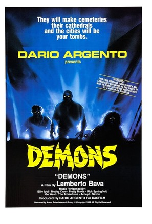 Demoni - Movie Poster (thumbnail)