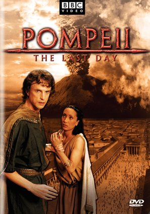 Pompeii: The Last Day - DVD cover (thumbnail)