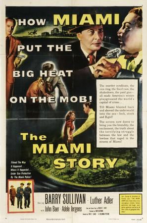 The Miami Story - Movie Poster (thumbnail)