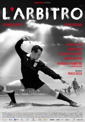 L'arbitro - Italian Movie Poster (thumbnail)