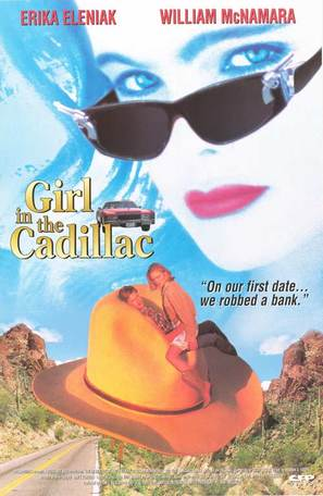 Girl in the Cadillac - Movie Poster (thumbnail)
