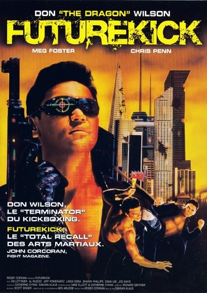 Future Kick - French DVD movie cover (thumbnail)