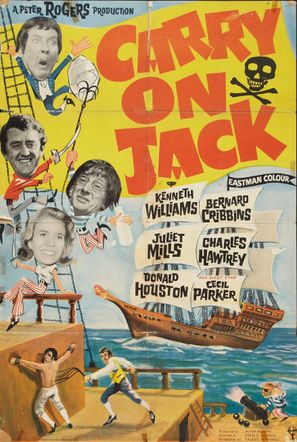Carry on Jack - Movie Poster (thumbnail)