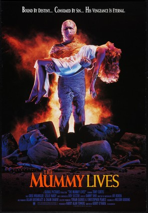 The Mummy Lives - Movie Poster (thumbnail)