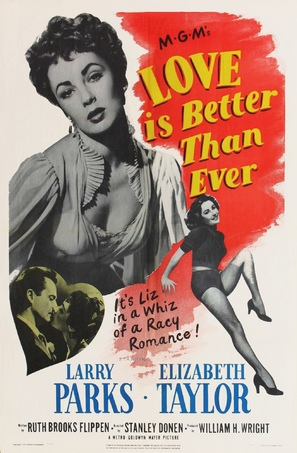 Love Is Better Than Ever - Movie Poster (thumbnail)