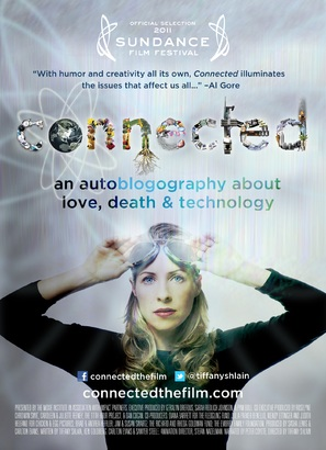 Connected: An Autoblogography About Love, Death & Technology - Movie Poster (thumbnail)