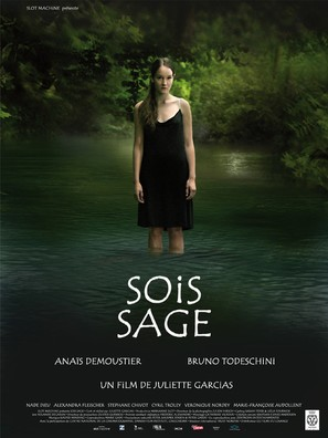 Sois sage - French Movie Poster (thumbnail)