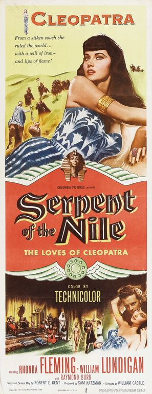 Serpent of the Nile - Movie Poster (thumbnail)