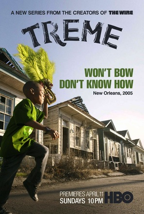 """Treme"" - Movie Poster (thumbnail)"
