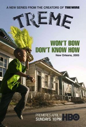 """""""Treme"""" - Movie Poster (thumbnail)"""