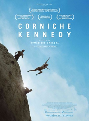 Corniche Kennedy - French Movie Poster (thumbnail)