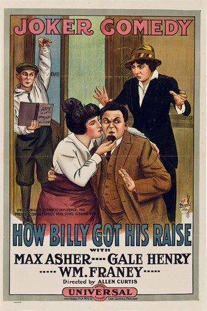 How Billy Got His Raise - Movie Poster (thumbnail)