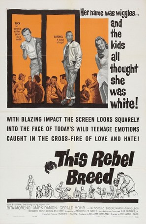 This Rebel Breed - Movie Poster (thumbnail)