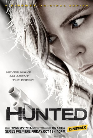 """Hunted"" - Movie Poster (thumbnail)"