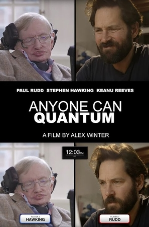Anyone Can Quantum - Movie Poster (thumbnail)