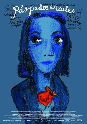 Párpados azules - Mexican poster (thumbnail)