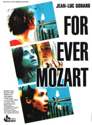 For Ever Mozart - French Movie Poster (thumbnail)