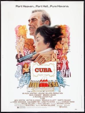 Cuba - Movie Poster (thumbnail)