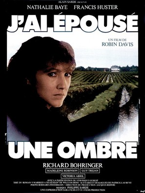 J'ai épousé une ombre - French Movie Poster (thumbnail)