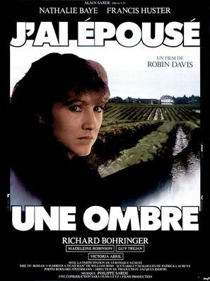 J'ai épousé une ombre - French Movie Poster (thumbnail)