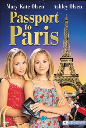 Passport to Paris - DVD cover (thumbnail)