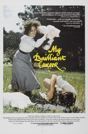 My Brilliant Career - Movie Poster (thumbnail)
