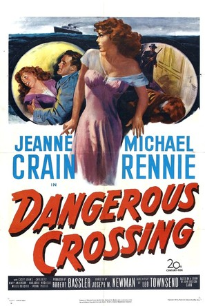 Dangerous Crossing - Movie Poster (thumbnail)
