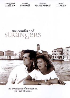 The Comfort of Strangers - DVD cover (thumbnail)