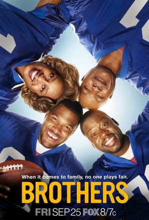 """""""Brothers"""" - Movie Poster (thumbnail)"""