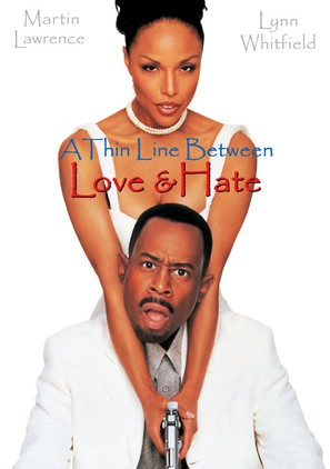 A Thin Line Between Love and Hate - Movie Poster (thumbnail)
