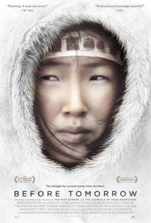 Jour avant le lendemain, Le - Canadian Movie Poster (thumbnail)