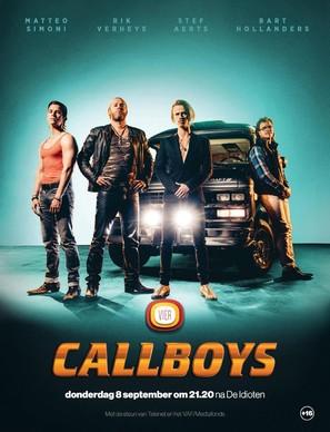 """Callboys"" - Belgian Movie Poster (thumbnail)"