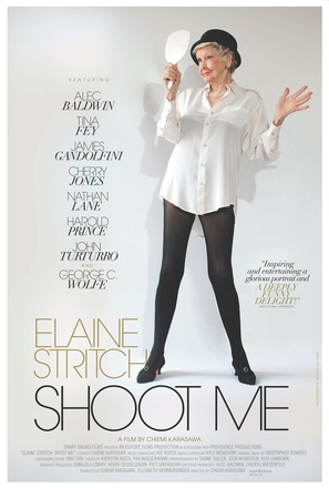 Elaine Stritch: Shoot Me - Movie Poster (thumbnail)