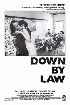 Down by Law - Movie Poster (thumbnail)