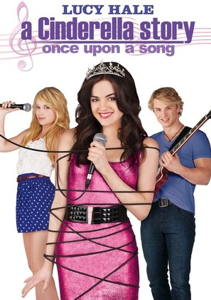 A Cinderella Story: Once Upon a Song - Movie Poster (thumbnail)