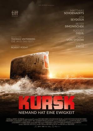 Kursk - German Movie Poster (thumbnail)