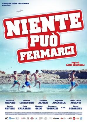 Niente può fermarci - Italian Movie Poster (thumbnail)