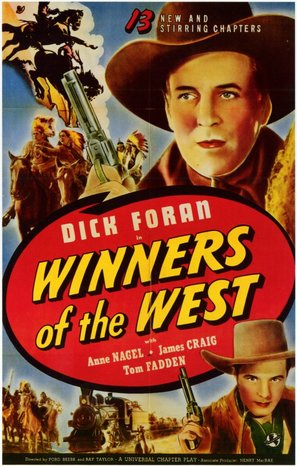 Winners of the West - Movie Poster (thumbnail)