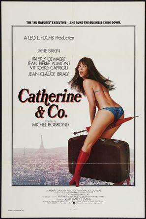 Catherine et Cie - Movie Poster (thumbnail)