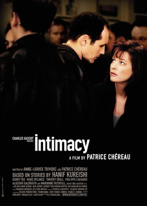 Intimacy - French Movie Poster (thumbnail)