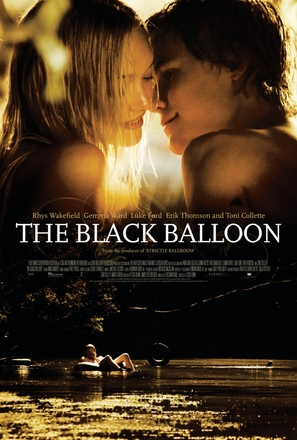 The Black Balloon - Movie Poster (thumbnail)