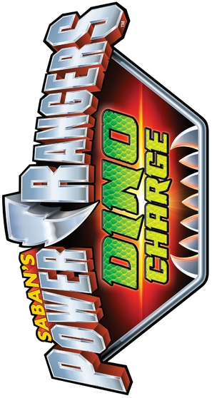 """Power Rangers Dino Charge"" - Logo (thumbnail)"