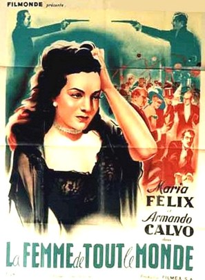 La mujer de todos - French Movie Poster (thumbnail)