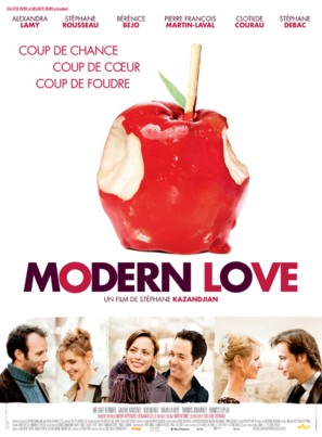Modern Love - French Movie Poster (thumbnail)