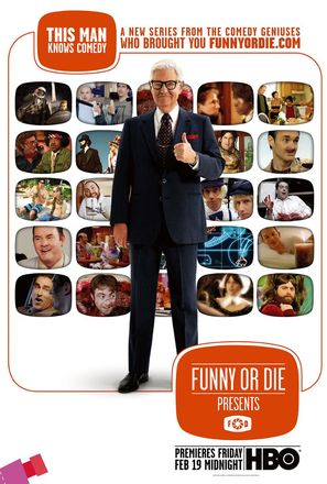 """Funny or Die Presents ..."" - Movie Poster (thumbnail)"