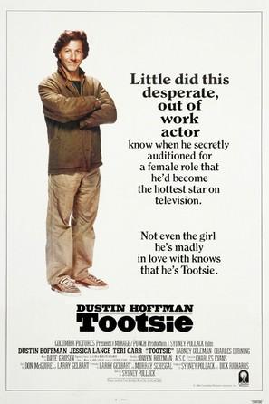 Tootsie - Movie Poster (thumbnail)
